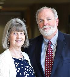 Bob and Denise Hightower