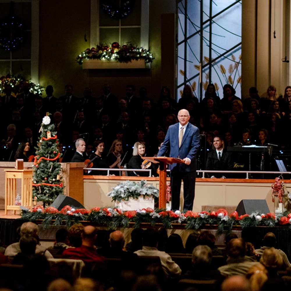 Lancaster Baptist College Christmas Musical 2021 Lancaster Baptist Church Music