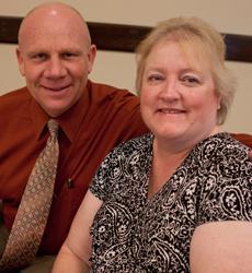 Matt and Phyllis Nikoley