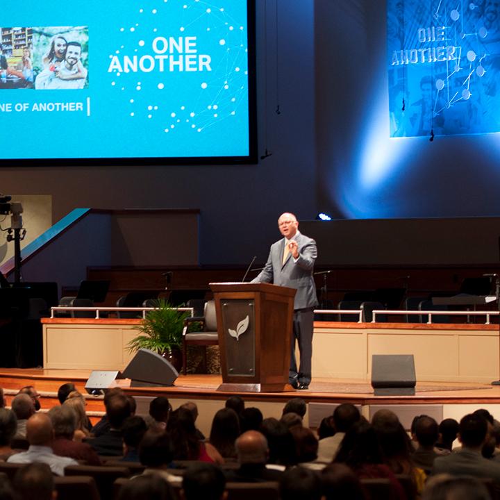 Pastor Paul Chappell