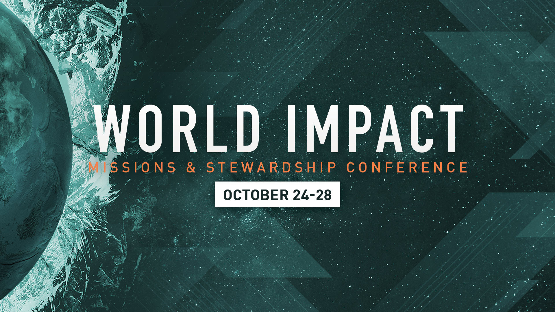World Impact Conference 2020