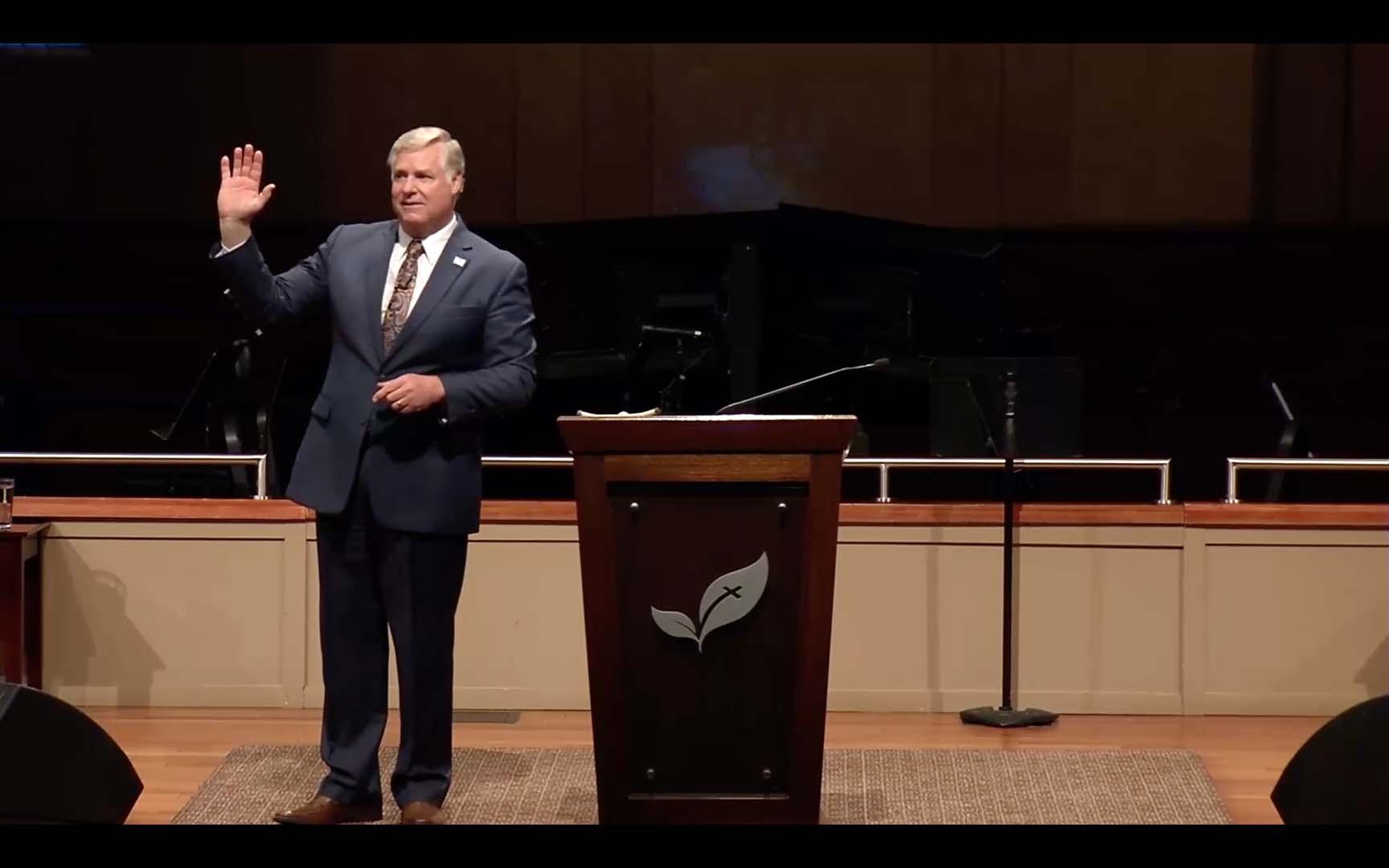 Dr. Jim Schettler: Jesus Is Meek and Lowly
