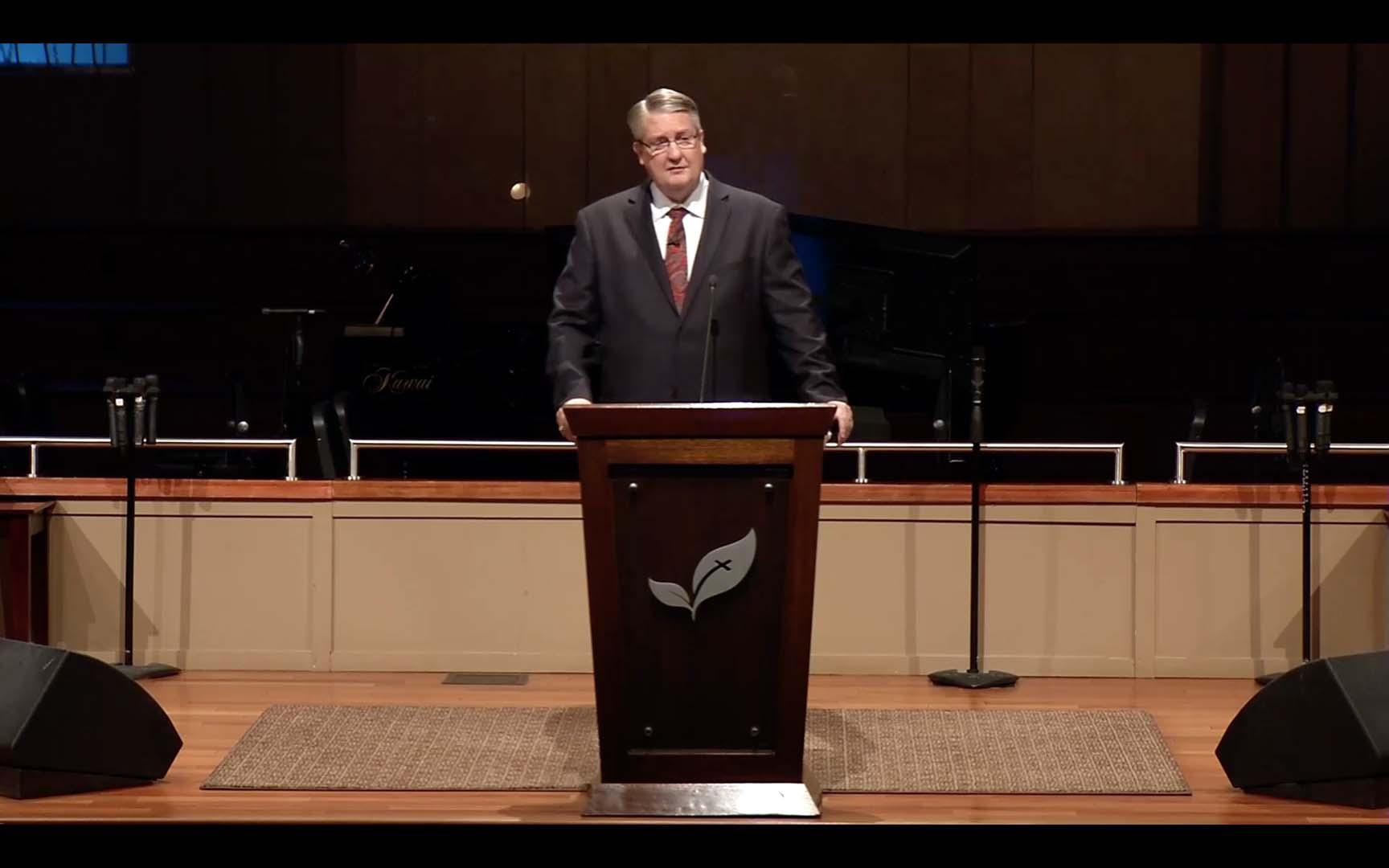 Dr. Mark Rasmussen: An Encouragement to Believers