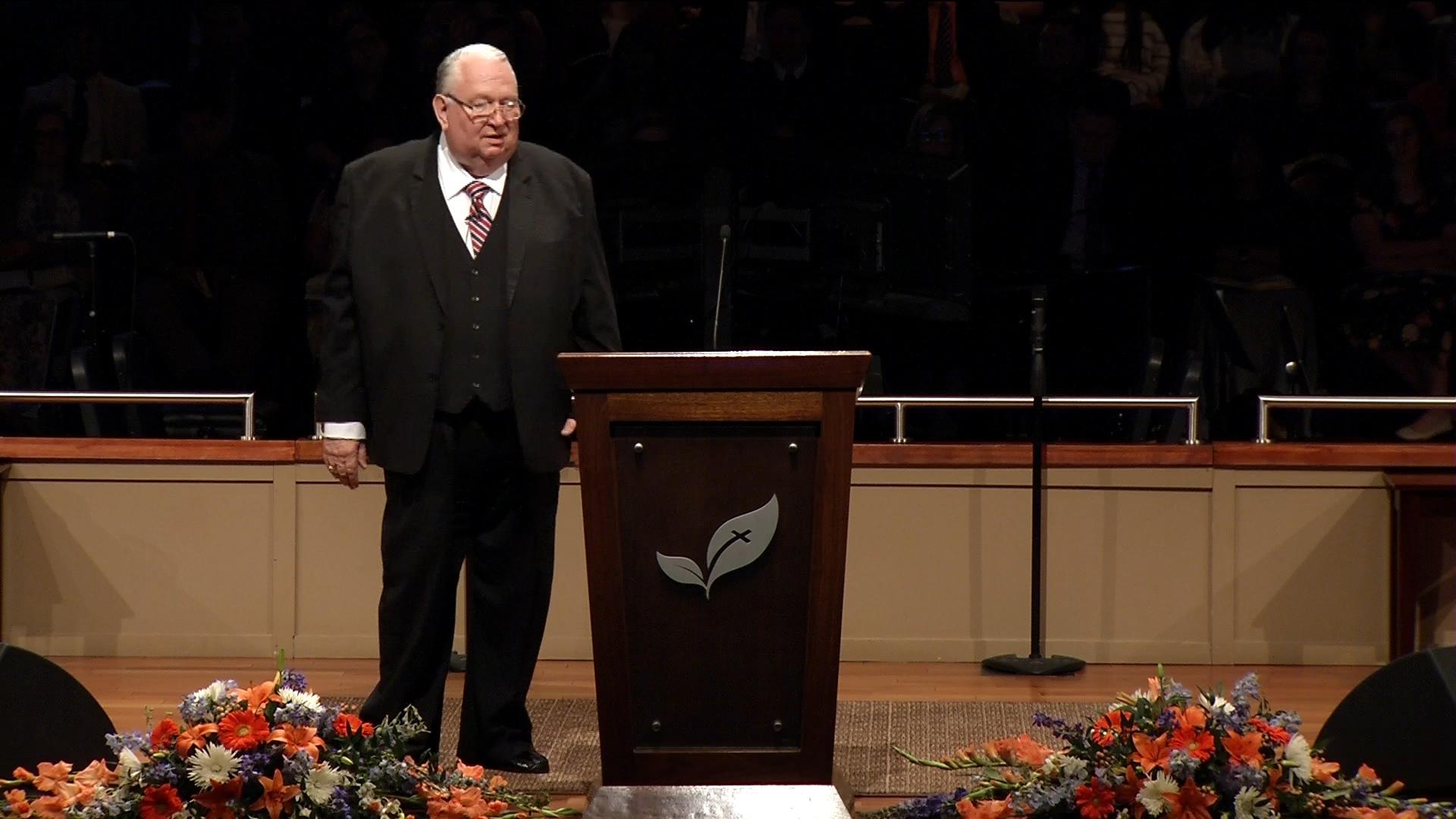 Dr. David Gibbs: Revive Offering Sunday Evening