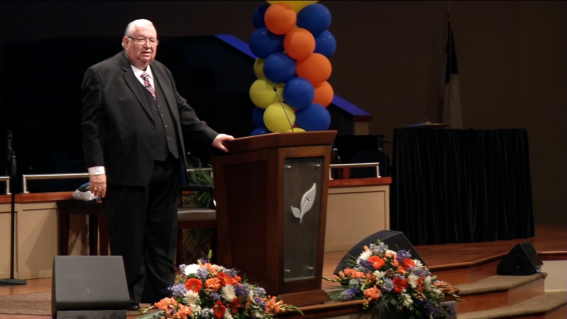 Dr. David Gibbs: Revive Offering Sunday Morning