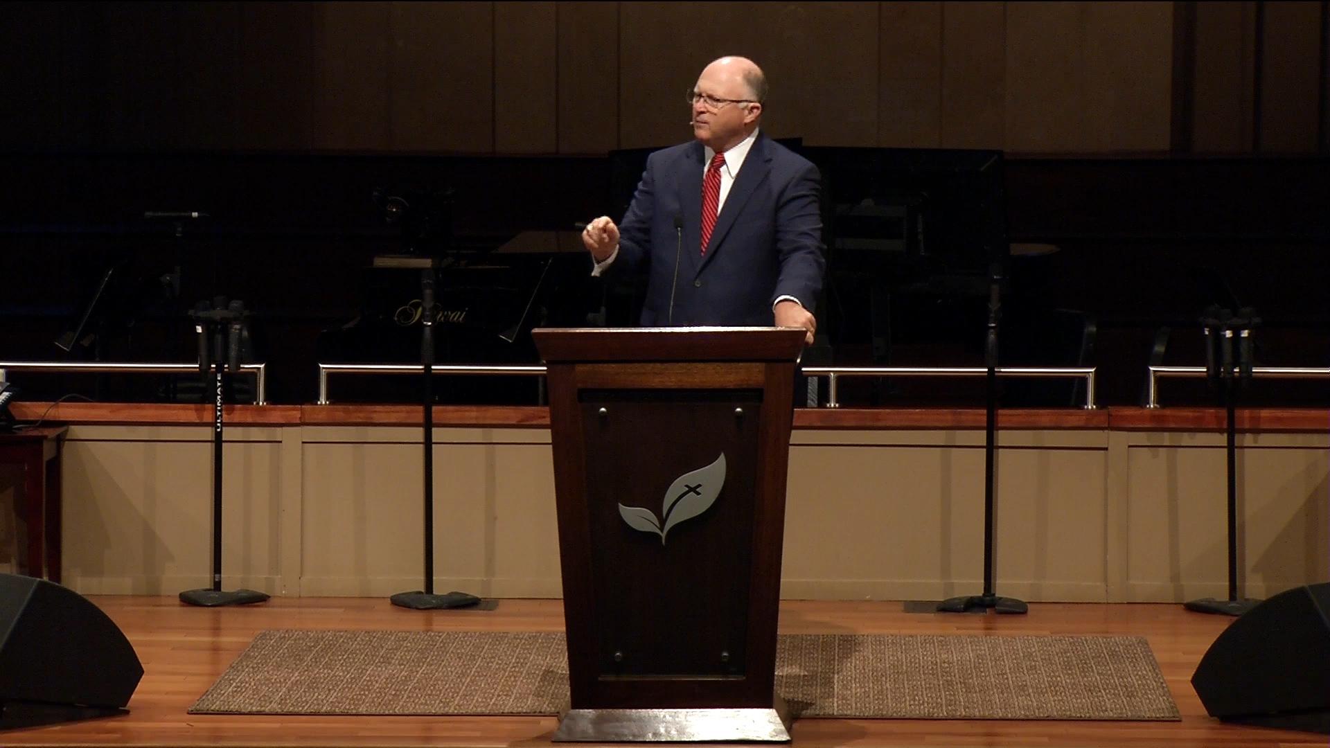 Pastor Paul Chappell: How to Raise Christ-centered Children