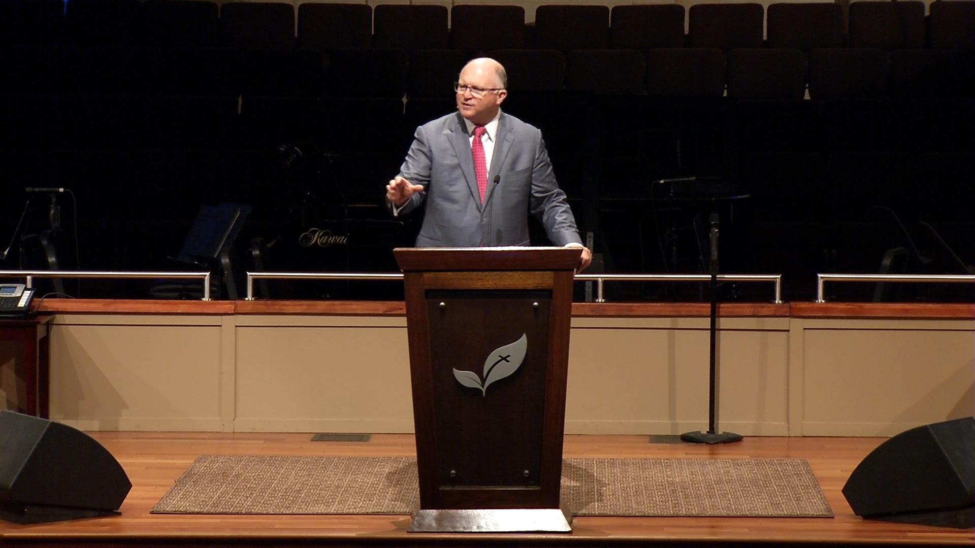 Pastor Paul Chappell: Noble Men