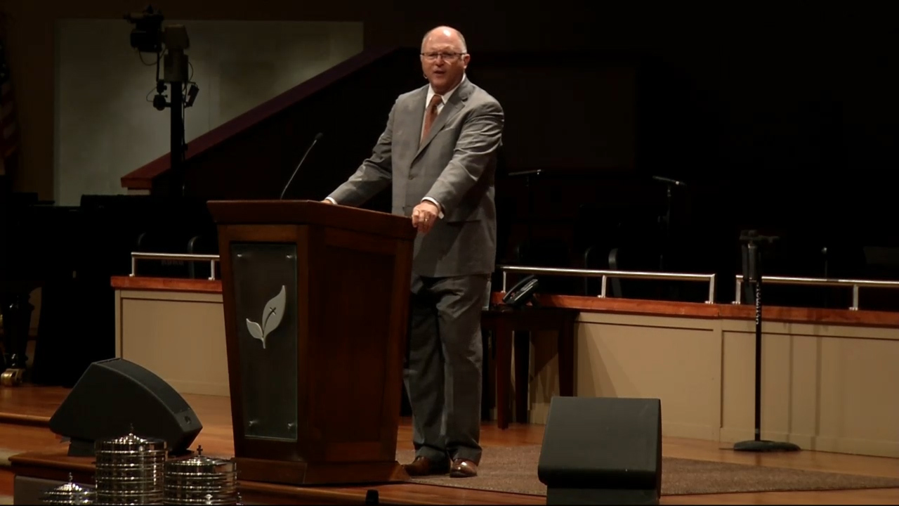 Pastor Paul Chappell: The Purity of the Lord's Table