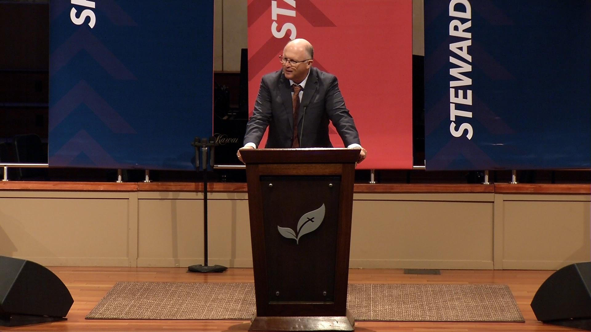 Pastor Paul Chappell: Forward