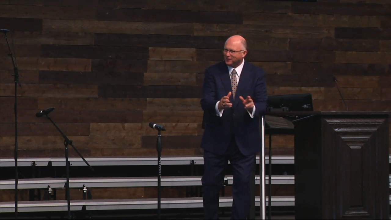 Pastor Paul Chappell: The Power of Jesus' Name