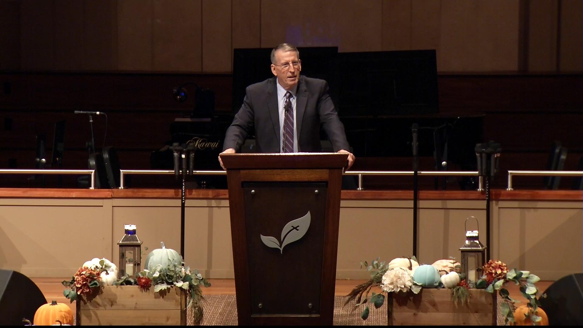 Dr. John Goetsch: A Living Sacrifice