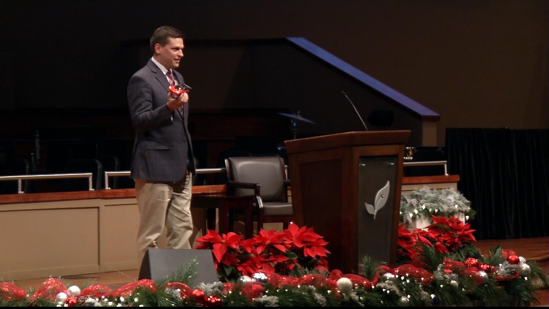 Nathan Birt: Christmas Cliches