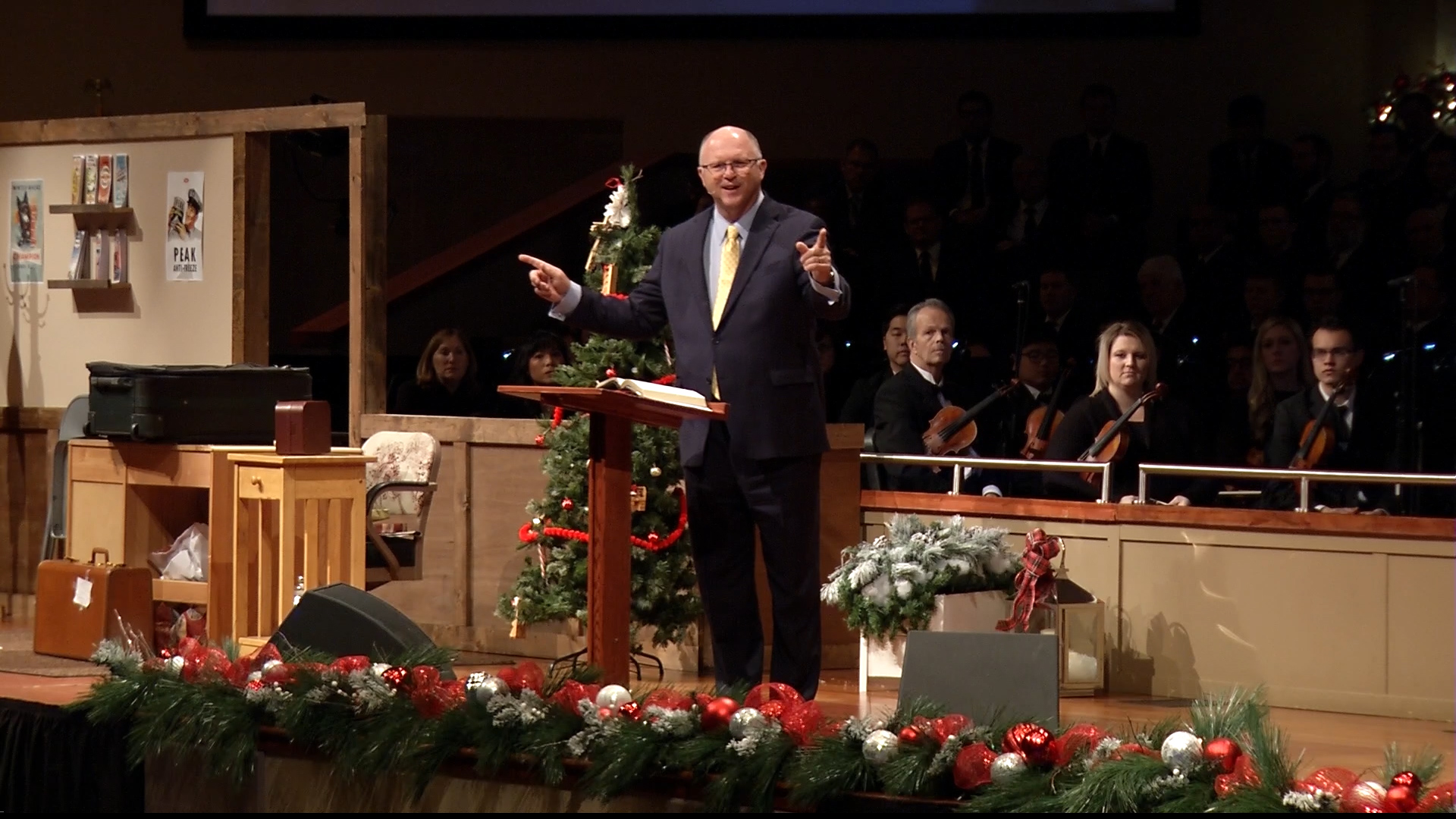 Pastor Paul Chappell: The Journey of Christmas