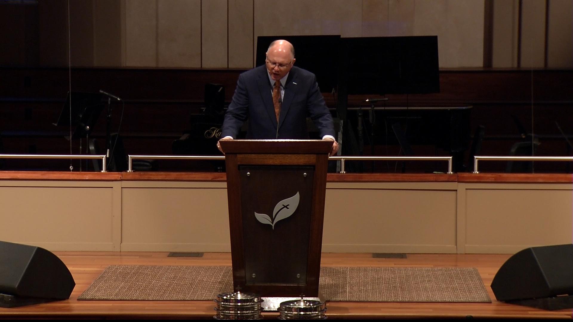 Pastor Paul Chappell: In Christ