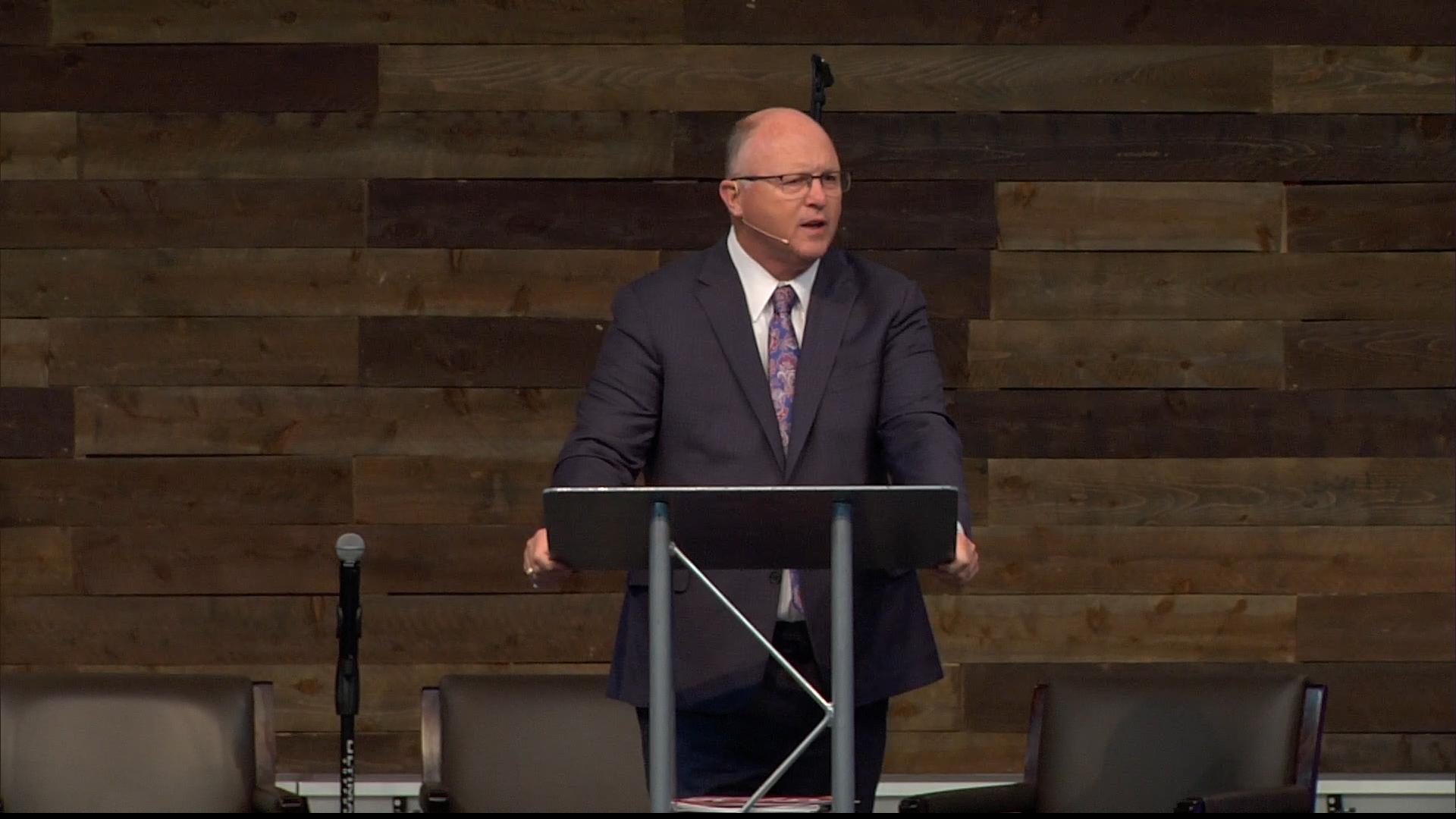Pastor Paul Chappell: Suffer the Little Children