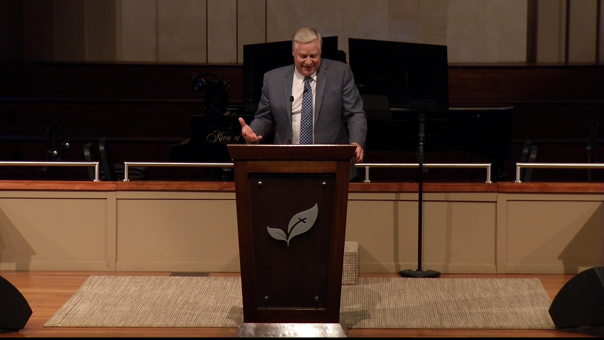 Dr. Jim Schettler: Resurrection as our Comfort