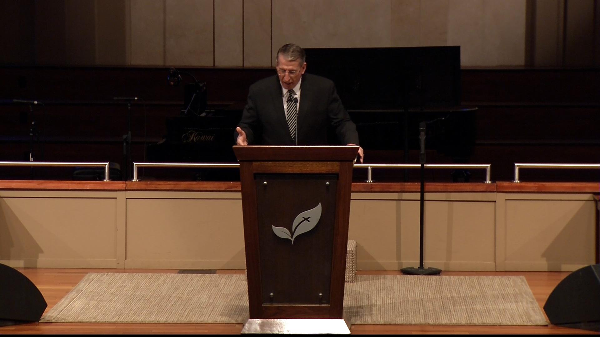 Dr. John Goetsch: A Sermon on Similitudes