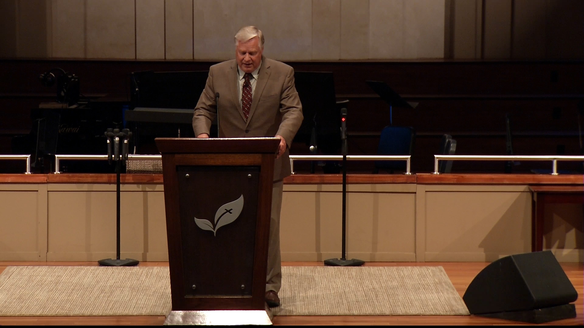 Dr. Jim Schettler: Alive in Christ Results in Separation from the World