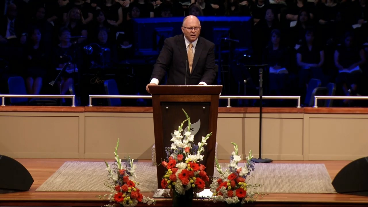 Pastor Paul Chappell: Alive in Christ