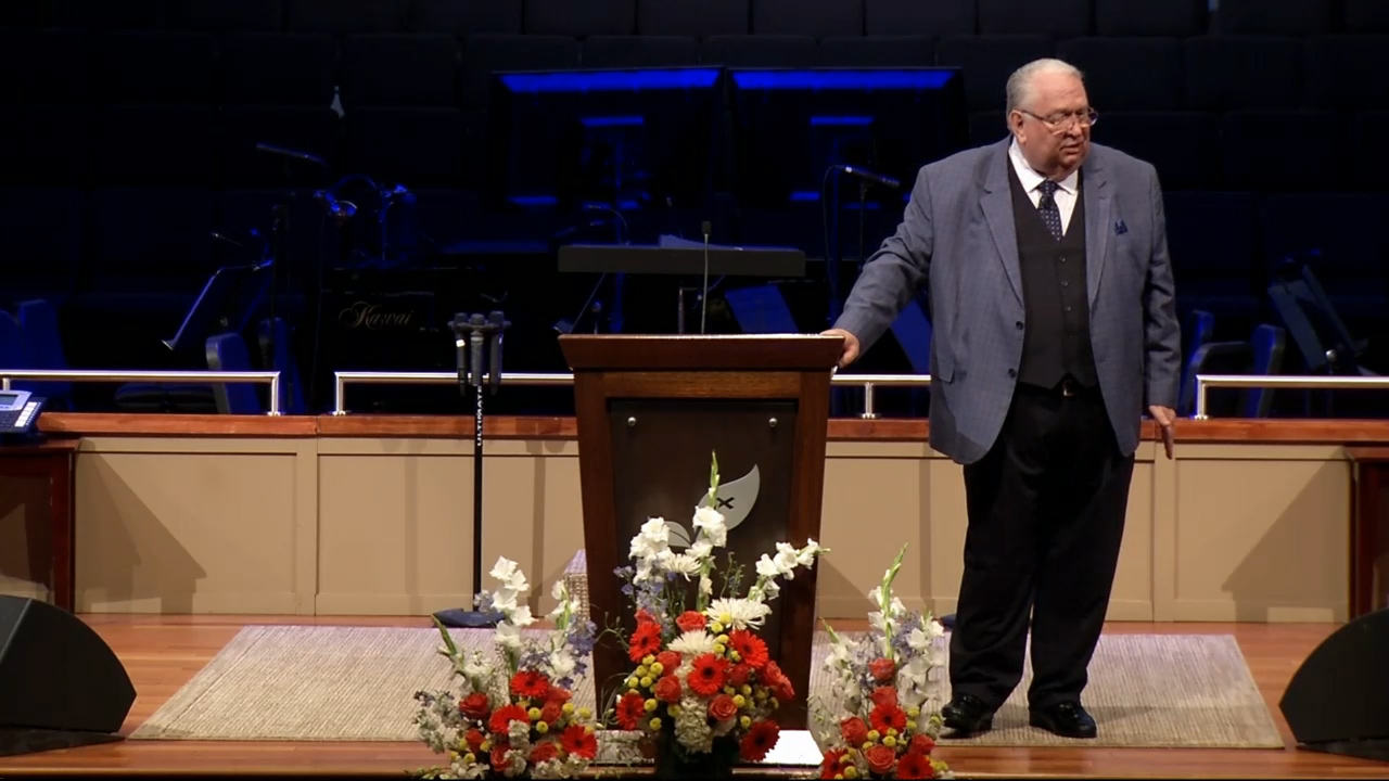 Dr. David Gibbs: SLC 2019 Wednesday Evening Service