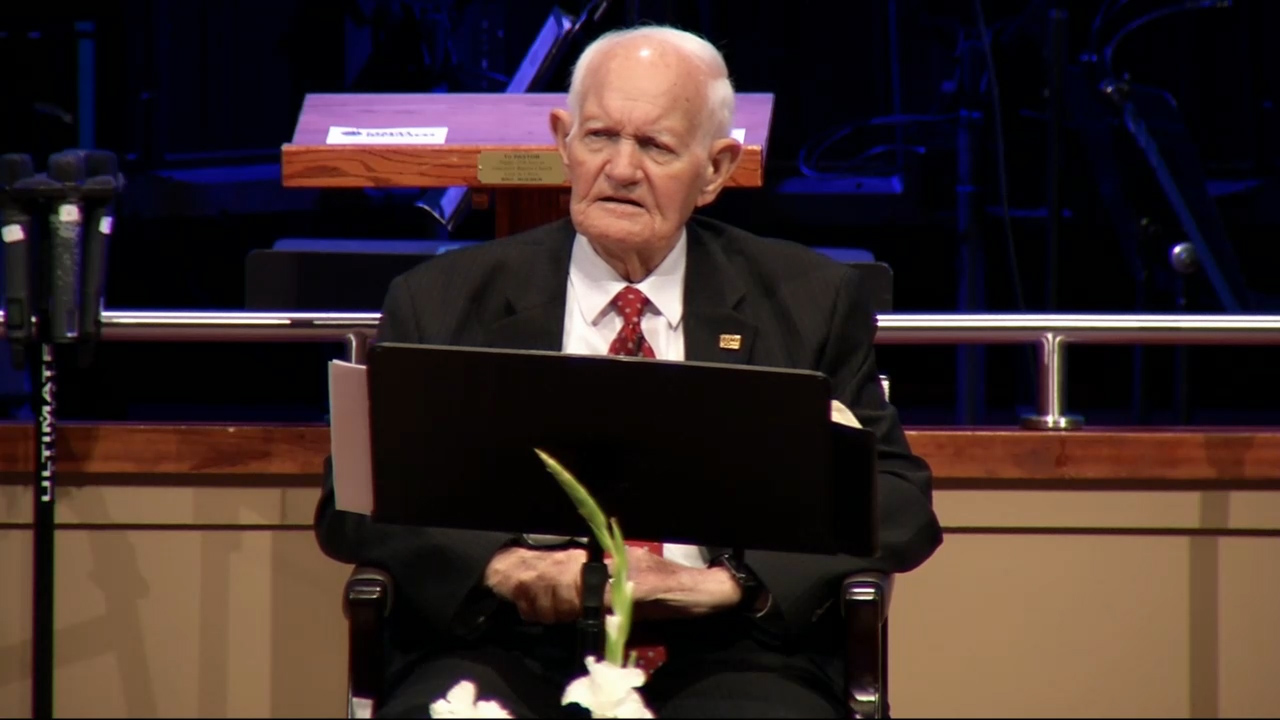 Dr. Don Sisk: SLC 2019 Wednesday Morning Service