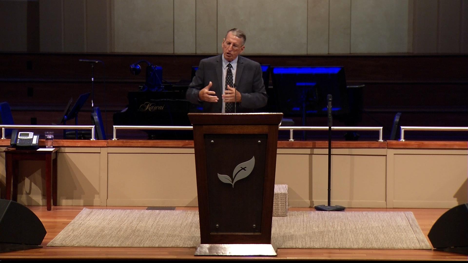 Dr. John Goetsch: A Biblical View of Homosexuality Part 1