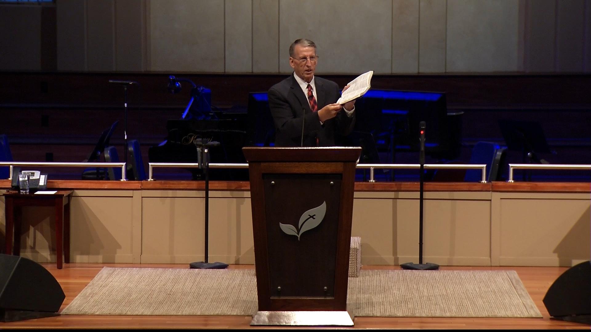 Dr. John Goetsch: A Biblical View of Homosexuality Part 2