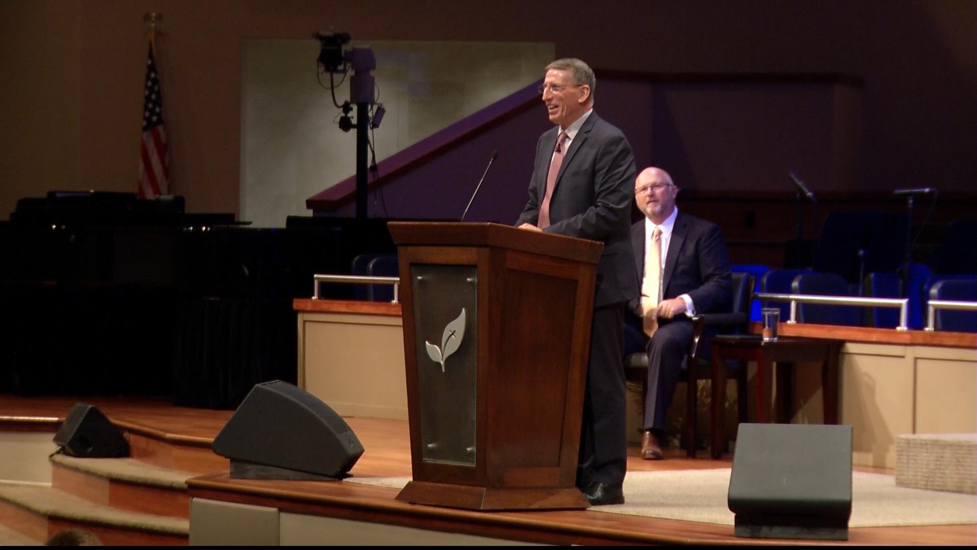 Dr. John Goetsch: Who Is God?