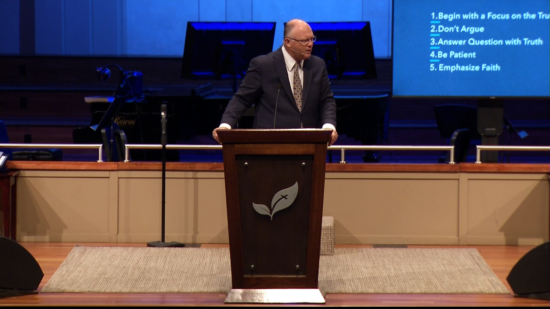 Pastor Paul Chappell: How to Witness to a Religious Person
