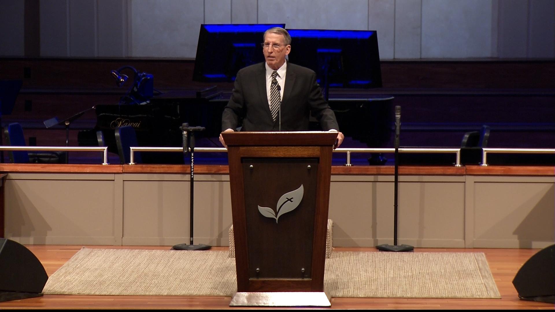 Dr. John Goetsch: Unity in the Church
