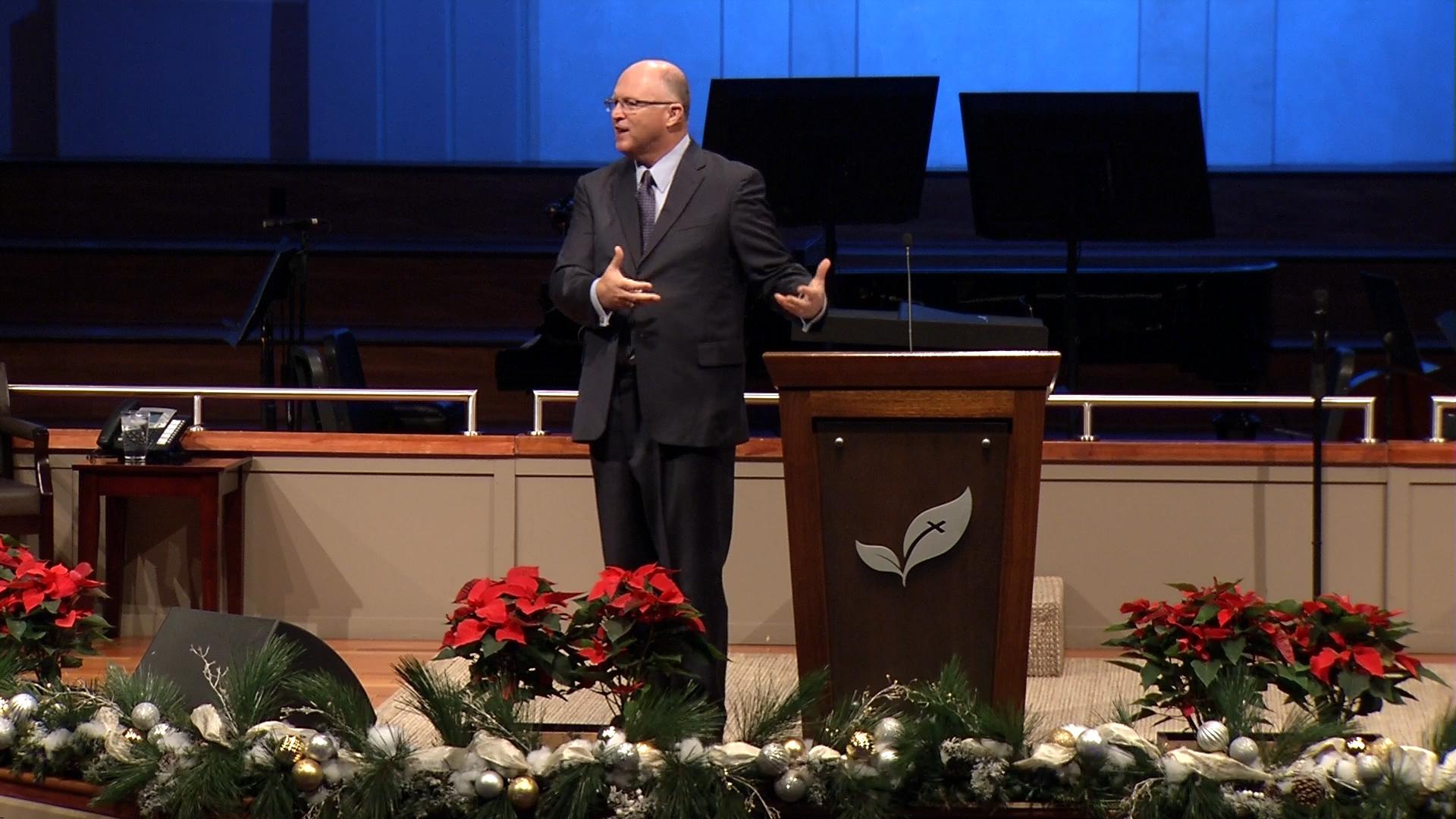 Pastor Paul Chappell: Christmas Detours