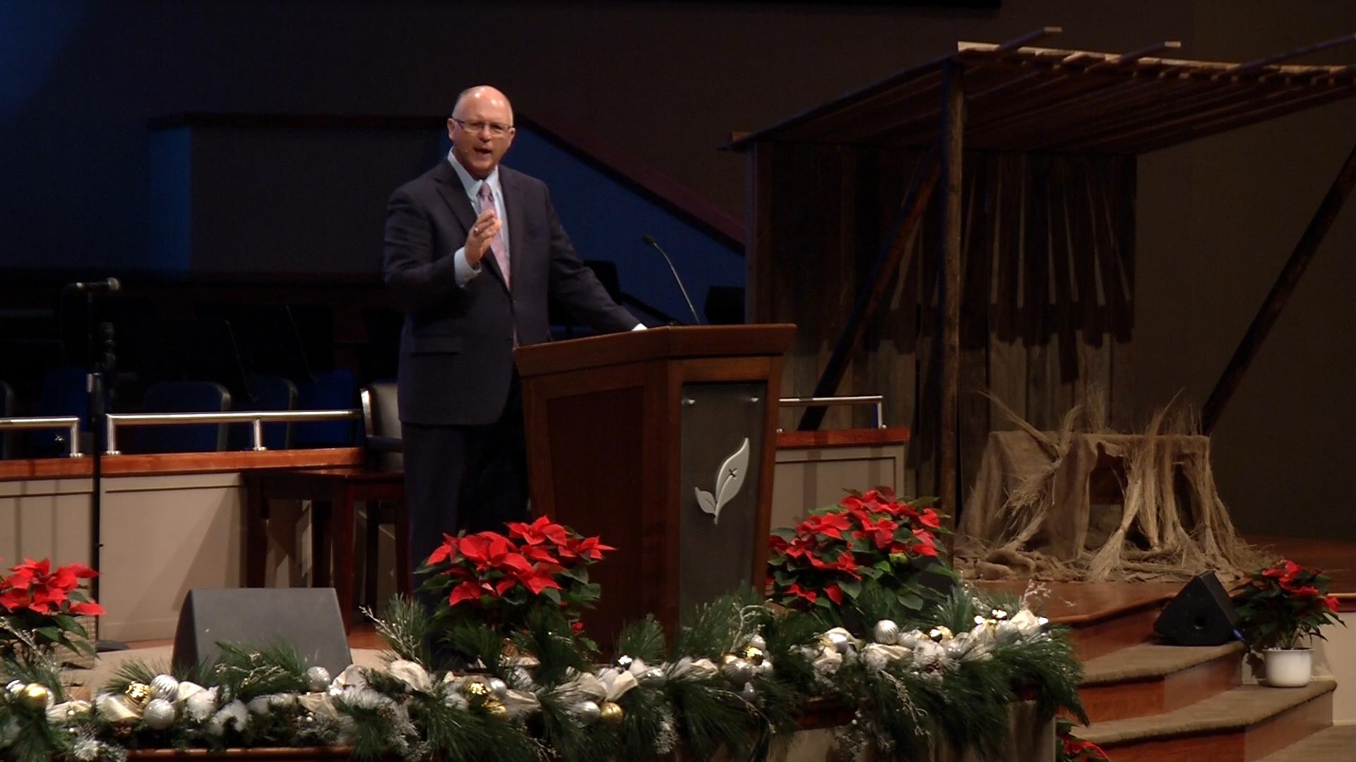 Pastor Paul Chappell: Simeon Never Wavering