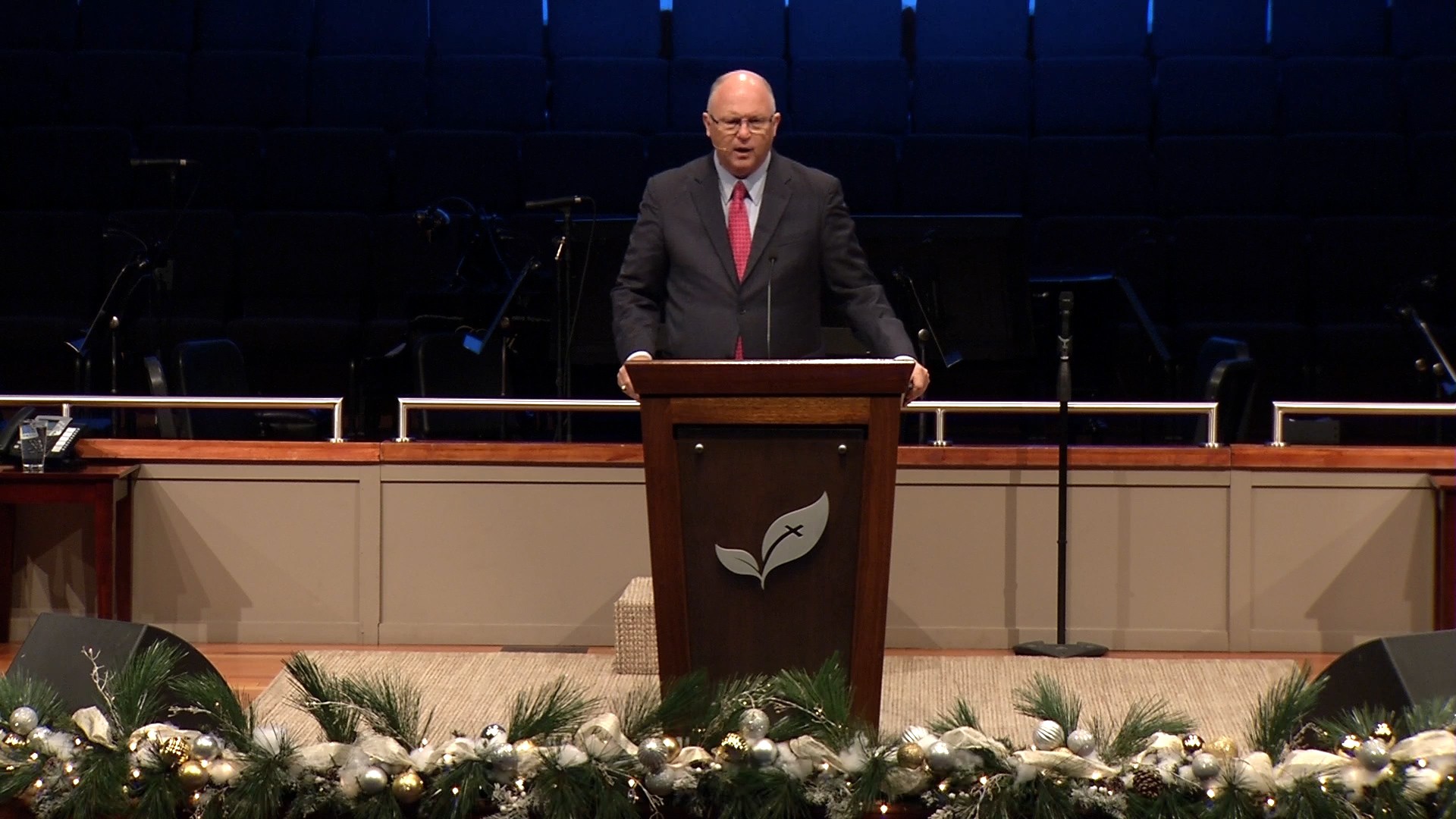 Pastor Paul Chappell: The Announcement