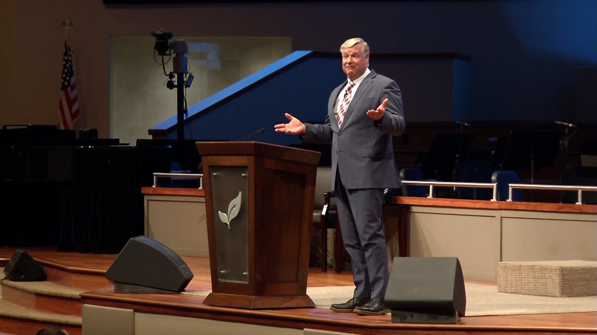 Dr. Jim Schettler: Good Vision Leads to Great Victory