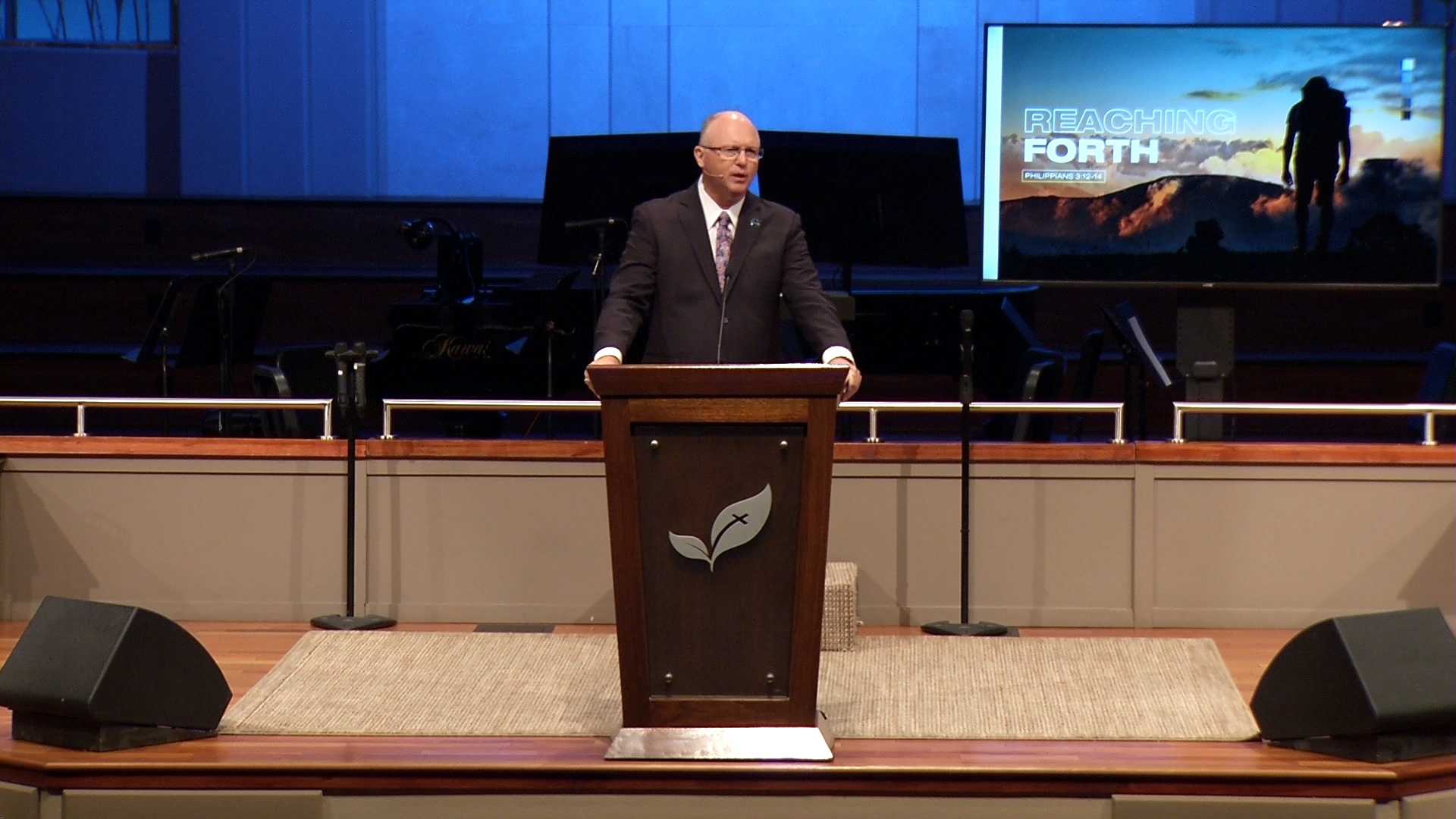 Pastor Paul Chappell: Reaching Forth Part 1