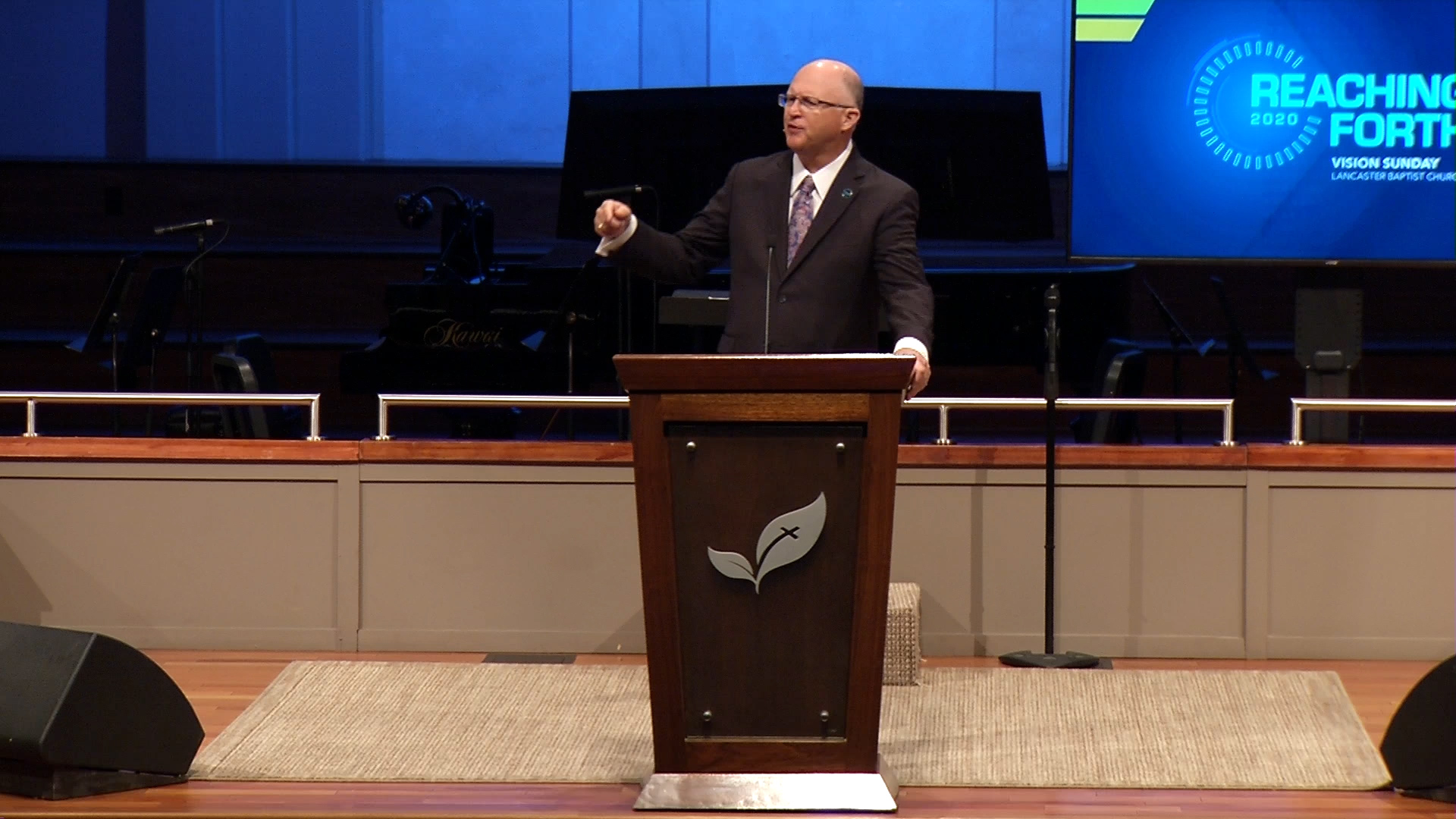 Pastor Paul Chappell: Reaching Forth Part 2