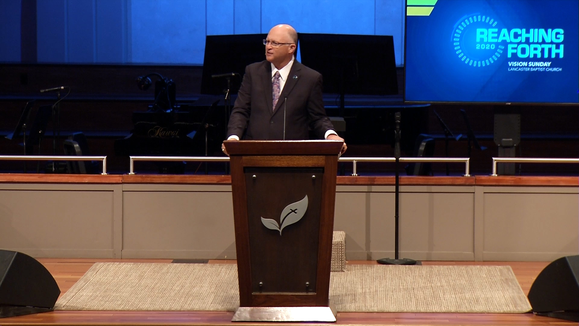 Pastor Paul Chappell: Reaching Forth Vision Sharing