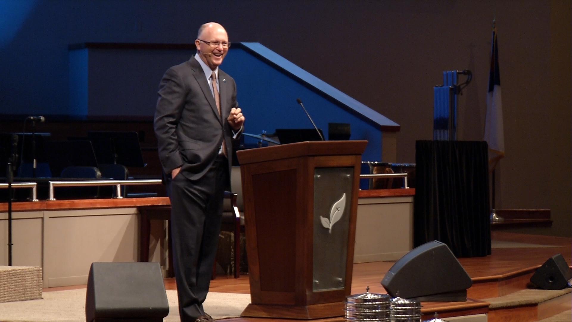 Pastor Paul Chappell: Gospel Confidence
