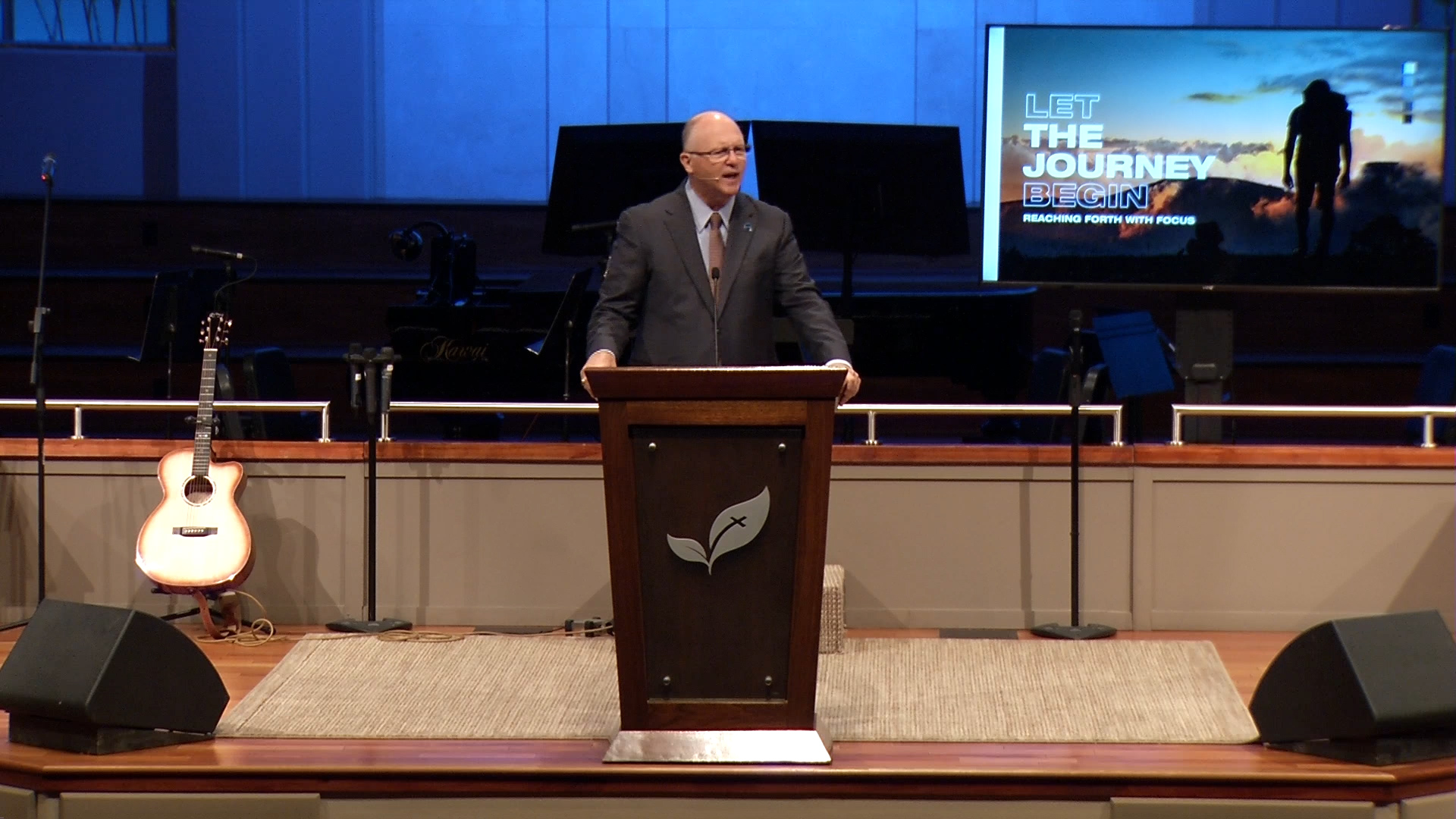 Pastor Paul Chappell: Reaching Forth with Focus
