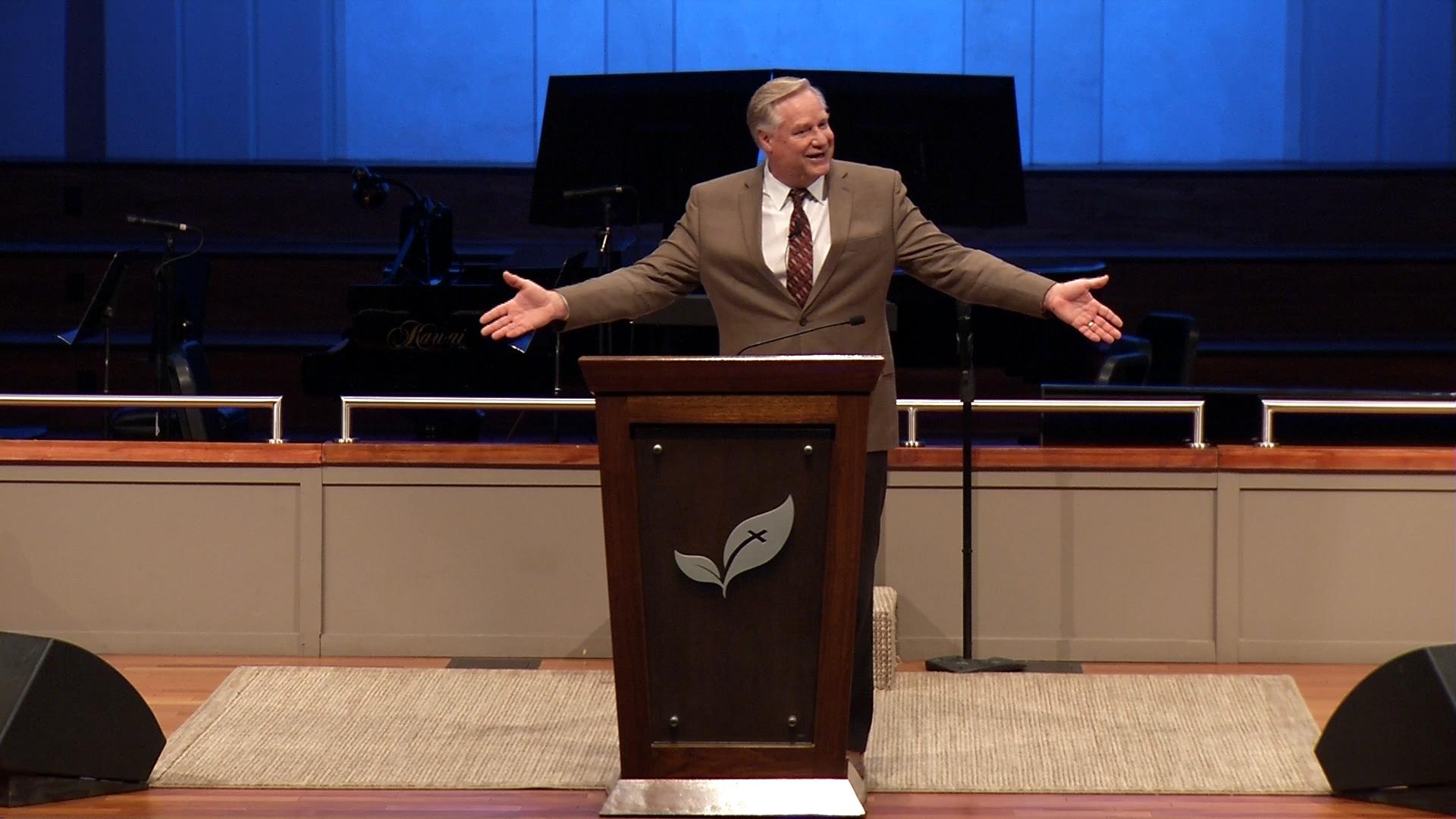 Dr. Jim Schettler: Hosea—The Hideous Harlotry of Israel, The Holy Heart of God
