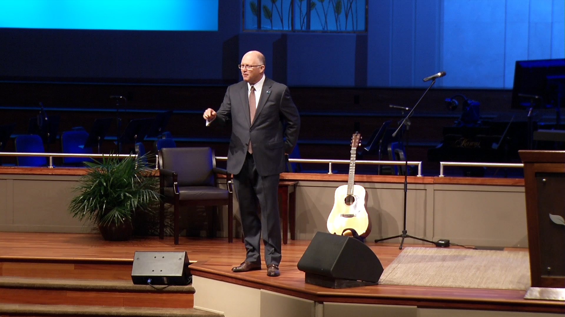 Pastor Paul Chappell: Reaching Forth In Stewardship