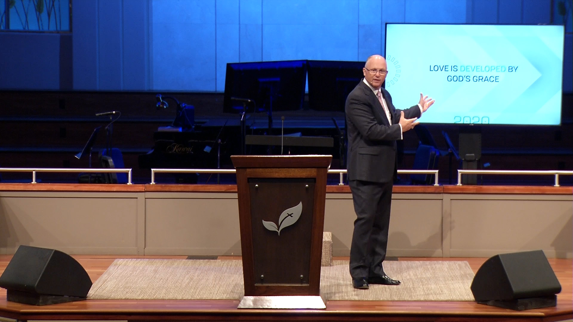 Pastor Paul Chappell: Reaching Forth in Love