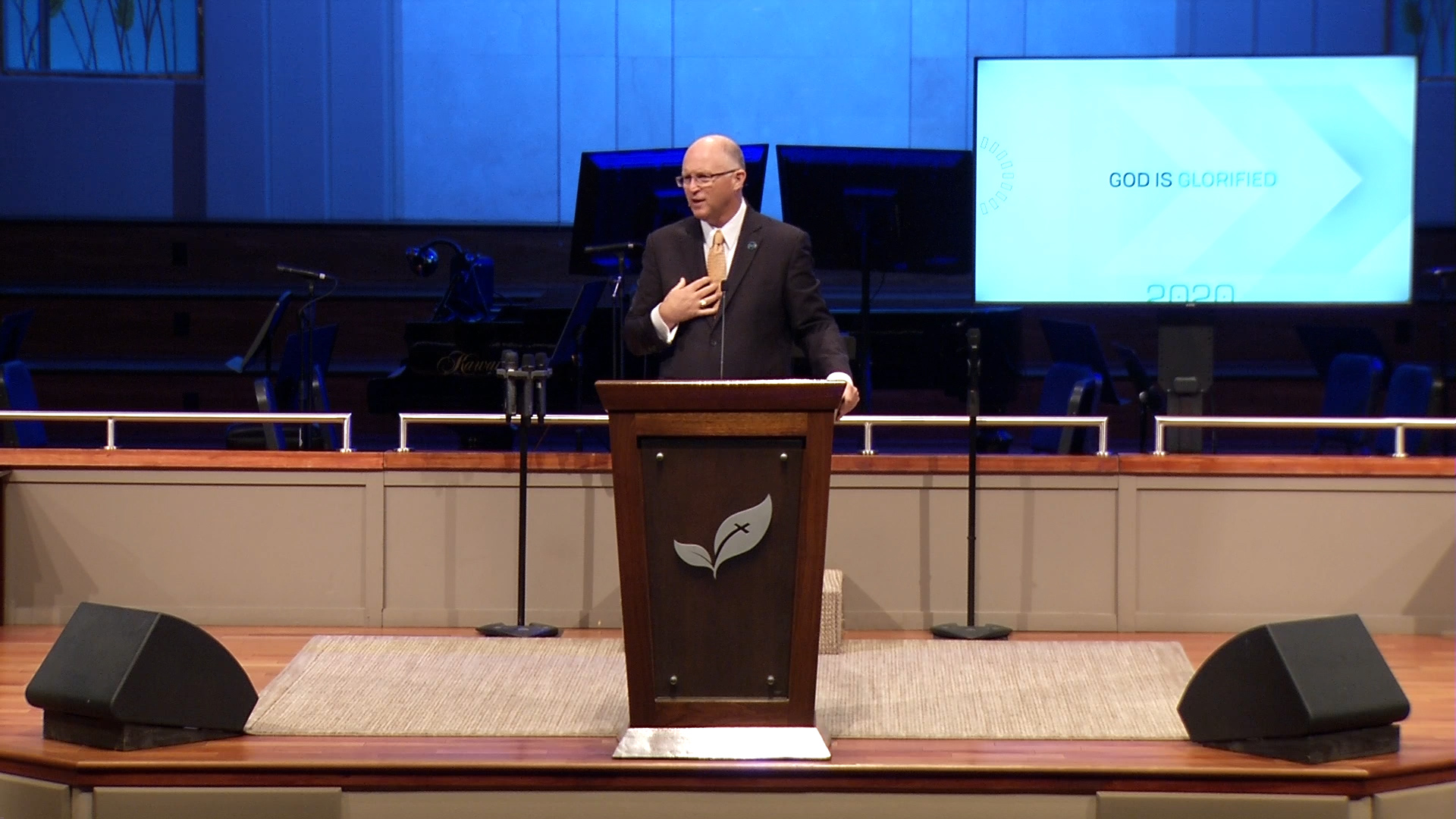 Pastor Paul Chappell: Reaching Forth with Care