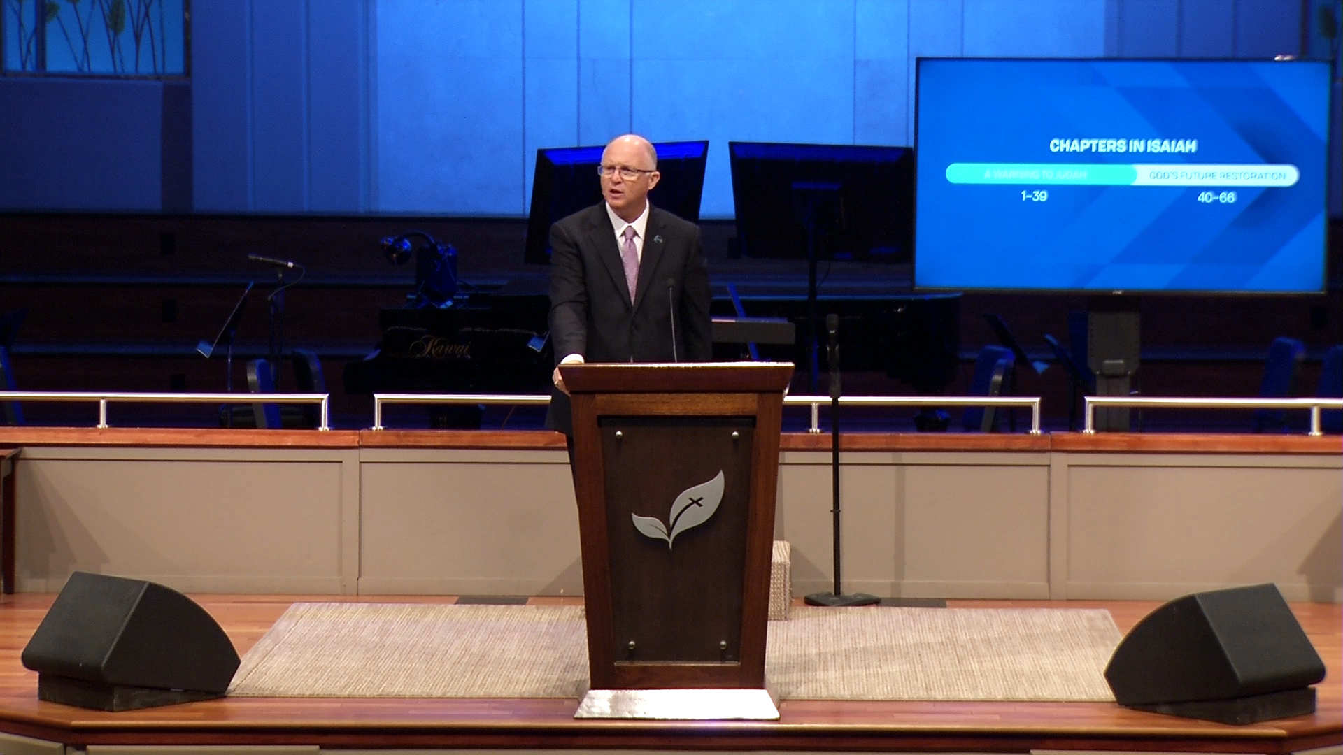 Pastor Paul Chappell: Reaching Forth in Patience