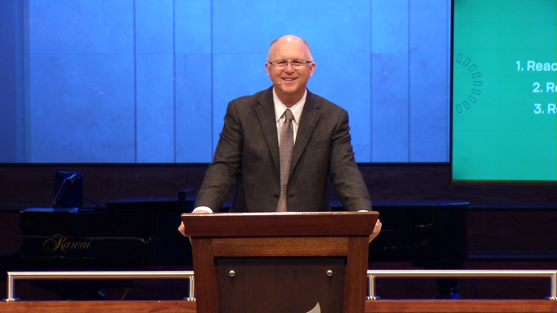 Pastor Paul Chappell: Reaching Forth in Trials