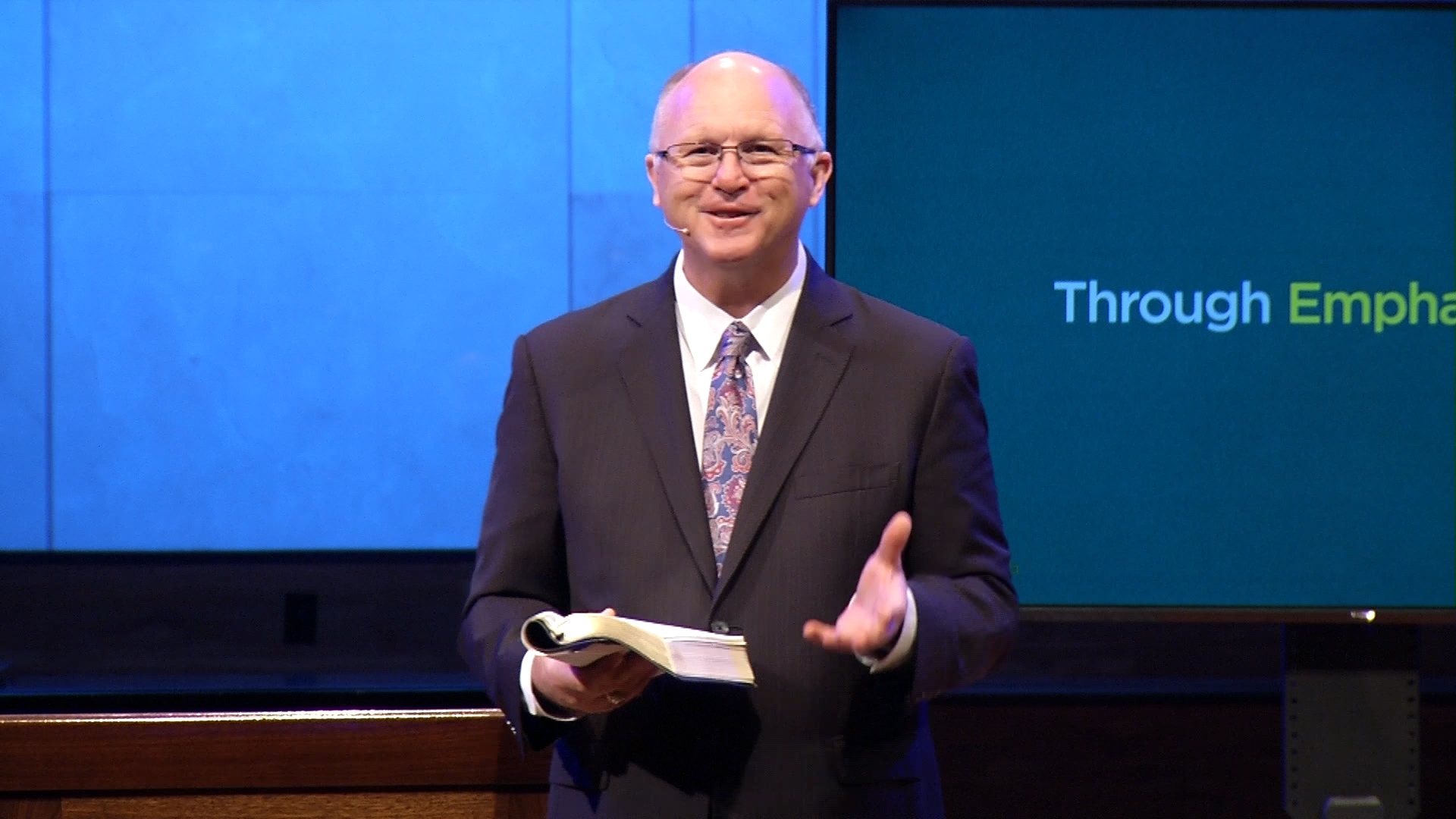 Pastor Paul Chappell: Becoming a Gracious Family