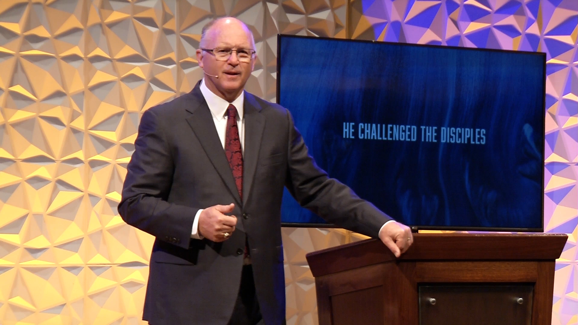 Pastor Paul Chappell: Consider His Presence