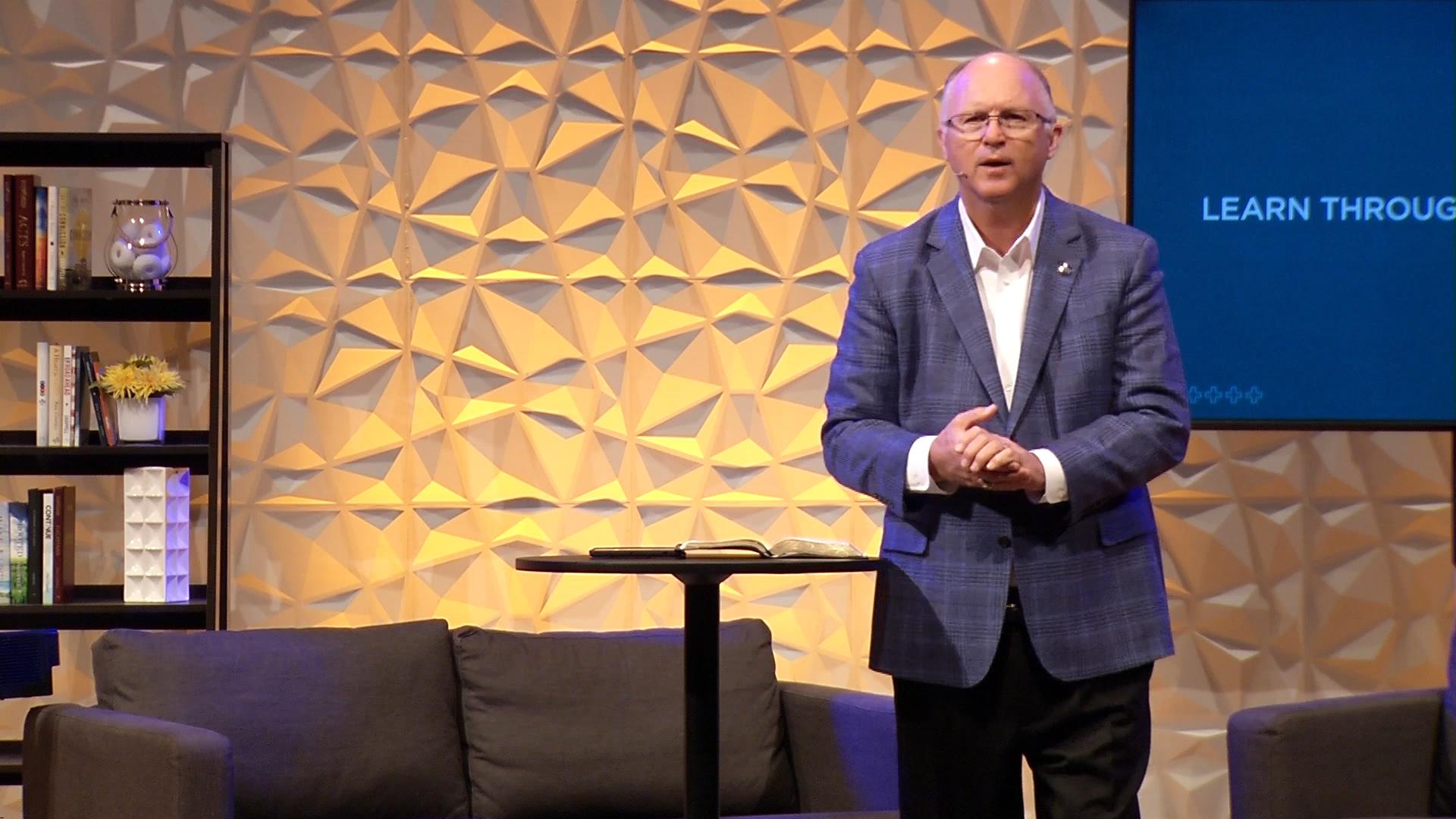 Pastor Paul Chappell: God's Rest