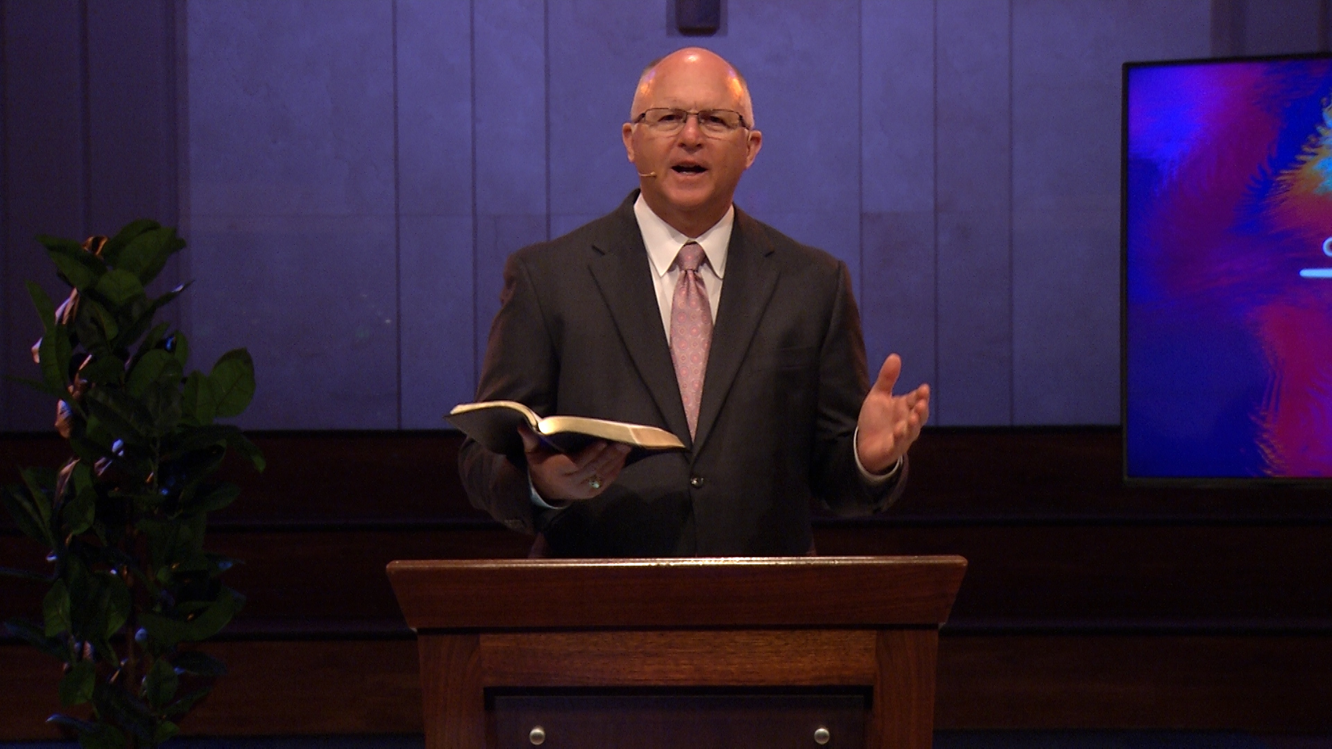 Pastor Paul Chappell: Only Jesus Conquers Temptation