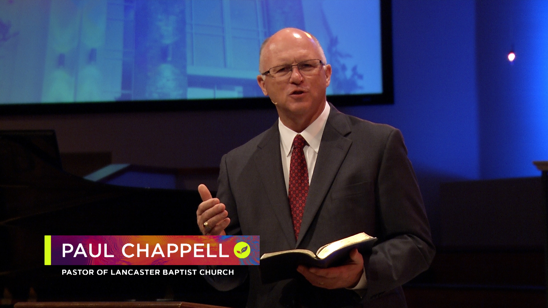 Pastor Paul Chappell: Only Jesus Can Forgive